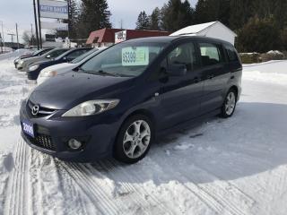 Used 2009 Mazda MAZDA5 for sale in Oro Medonte, ON