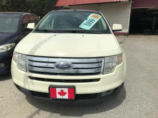 Used 2007 Ford Edge SEL for sale in Oro Medonte, ON