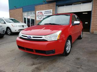 Used 2008 Ford Focus Berline SE 4 portes for sale in St-Eustache, QC