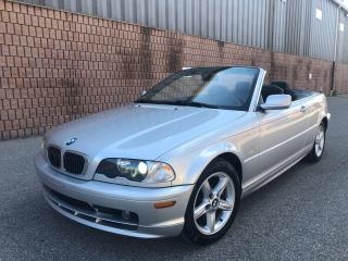 Used 2002 BMW 3 Series 325CI - CONVERTIBLE - MINT for sale in Toronto, ON