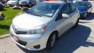 Used 2012 Toyota Yaris for sale in Burlington, ON