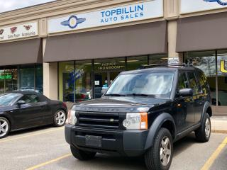 Used 2006 Land Rover LR3 2 Years Powertrain Warranty for sale in Vaughan, ON
