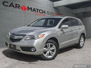 Used 2014 Acura RDX Tech PKG / NAV / Leather / Sunroof for sale in Cambridge, ON