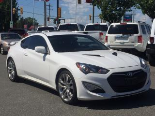 Used 2013 Hyundai Genesis Coupe R-SPEC for sale in Langley, BC