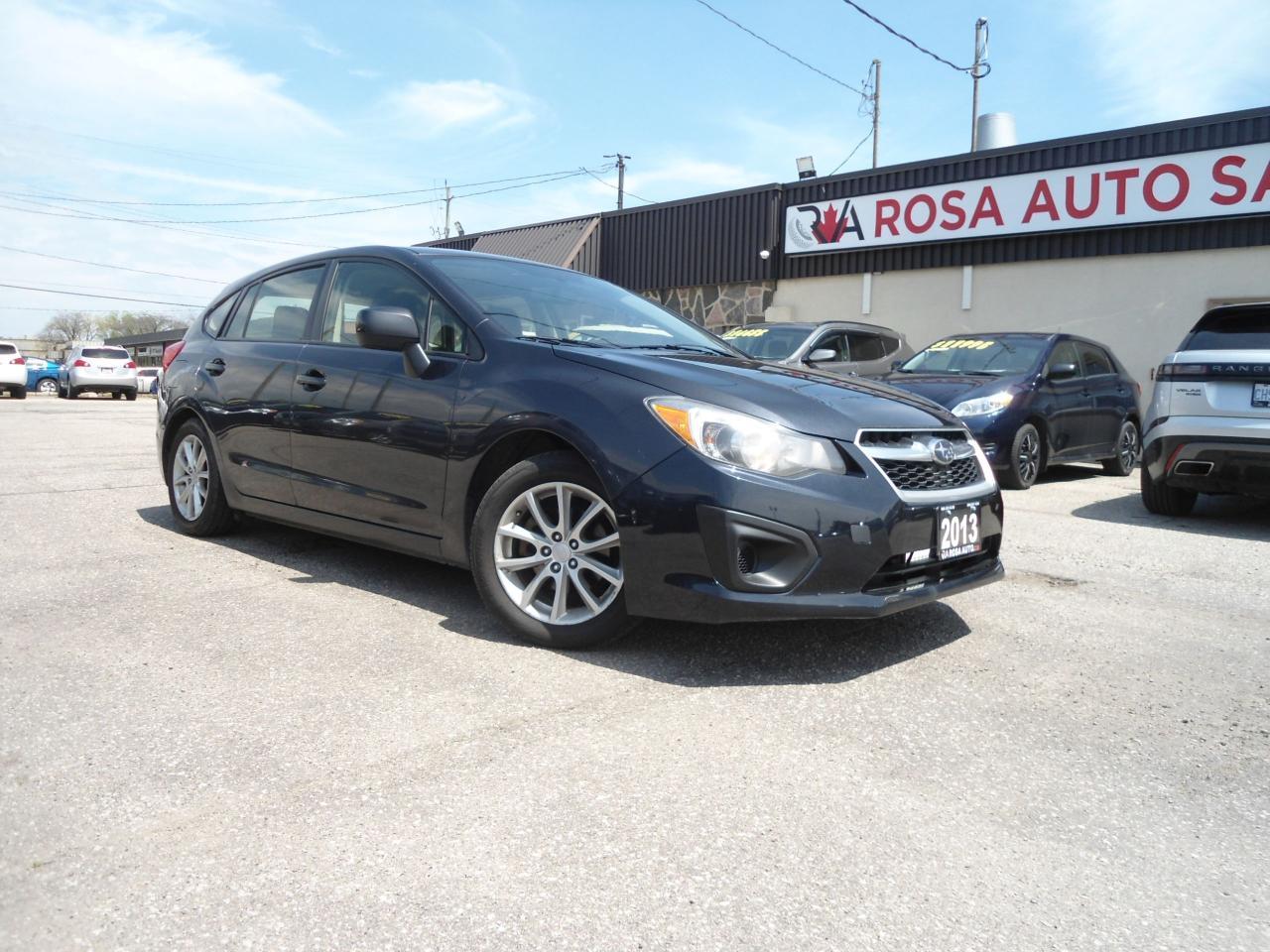 2013 Subaru Impreza AUTO NO ACCIDENT 4 NEW TIRES B-TOOTH A/C PW PL PM