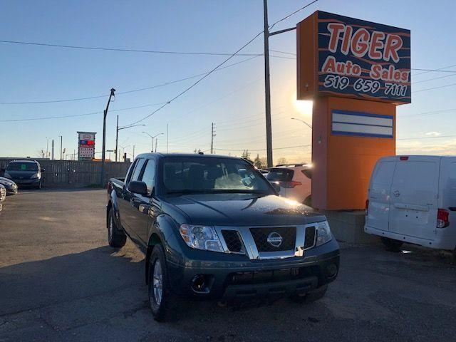 2014 Nissan Frontier SV**CREW CAB**ONLY 139KMS**CERTIFIED