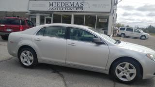 Used 2010 Chevrolet Malibu LS for sale in Mono, ON