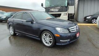 Used 2012 Mercedes-Benz C 300 for sale in Burlington, ON
