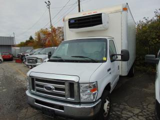 Used 2012 Ford E450 16 FT Reefer Cube for sale in Burlington, ON