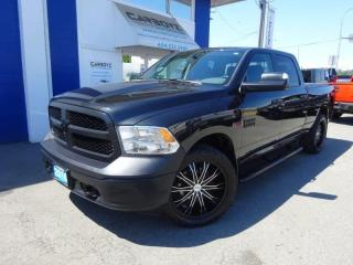 Used 2016 RAM 1500 ST 4x4 Crew 6.5 Box Eco-Diesel, Rev Cam, Bluetooth for sale in Langley, BC