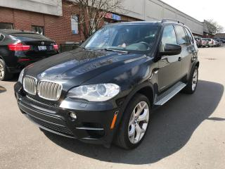 Used 2013 BMW X5 35d, SPORTS PKG, NAVIGATION for sale in North York, ON