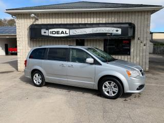Used 2012 Dodge Grand Caravan Crew Plus for sale in Mount Brydges, ON