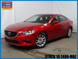 Used 2016 Mazda MAZDA6 Gs|gps|siègchauf|mag for sale in Drummondville, QC