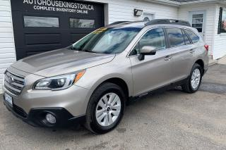 Used 2017 Subaru Outback Touring 3.6R for sale in Kingston, ON