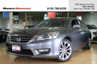 Used 2013 Honda Accord SPORT - BACKUP CAMERA|HEATED SEATS|BLUETOOTH for sale in North York, ON