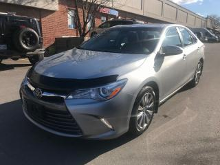 Used 2016 Toyota Camry XLE, LEATHER, SUNROOF, NAV for sale in North York, ON