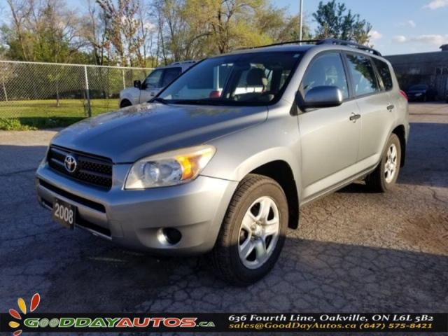 2008 Toyota RAV4 BASE|AWD|ALLOYS|POWER LOCKS| POWER WINDOWS