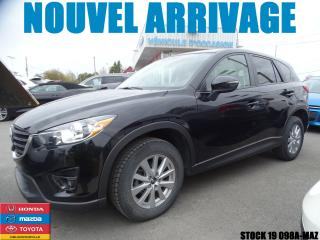 Used 2016 Mazda CX-5 Gs|luxe|cuir|awd|toi for sale in Drummondville, QC