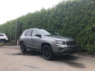 Used 2013 Jeep Compass NORTH ALL SEASON 4X4 + HEATED FT SEATS + ALTITUDE PACKAGE + NO EXTRA DEALER FEES for sale in Surrey, BC