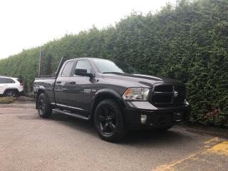 Used 2017 RAM 1500 OUTDOORSMAN 4X4 + UCONNECT 8.4 + BACK-UP CAMERA + NO EXTRA DEALER FEES for sale in Surrey, BC