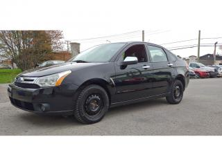 Used 2010 Ford Focus SE for sale in St-Jérôme, QC