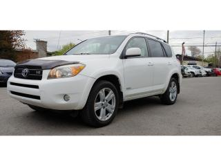 Used 2006 Toyota RAV4 V6 AWD Sport for sale in St-Jérôme, QC