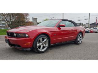 Used 2012 Ford Mustang GT for sale in St-Jérôme, QC