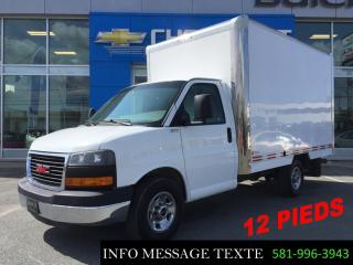 Used 2012 GMC Savana 12 Pieds for sale in Ste-Marie, QC