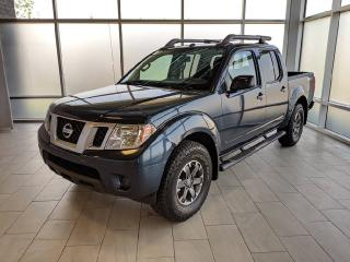 Used 2016 Nissan Frontier Pro-4X for sale in Edmonton, AB