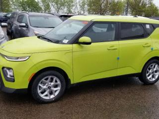New 2020 Kia Soul EX; ADVANCED SAFTEY, BLUETOOTH, BACKUP CAM AND MORE for sale in Edmonton, AB