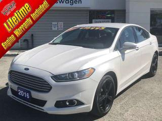 Used 2016 Ford Fusion SE AWD for sale in Walkerton, ON