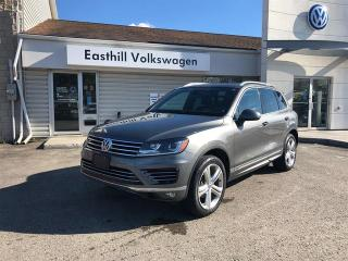 Used 2015 Volkswagen Touareg Sportline 3.0 TDI 8sp at Tip 4M for sale in Walkerton, ON