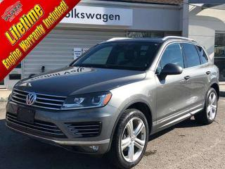 Used 2015 Volkswagen Touareg Execline 3.0 TDI 8sp at Tip 4M for sale in Walkerton, ON