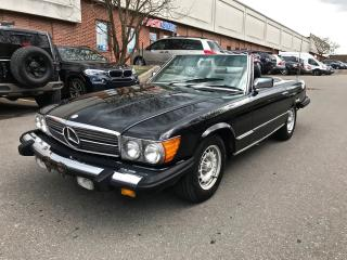 Used 1984 Mercedes-Benz 380 380SL for sale in North York, ON