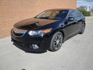 Used 2013 Acura TSX Premium Pkg for sale in Oakville, ON