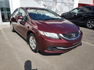 Used 2013 Honda Civic LX ***GARANTIE 10 ANS/200 000 KM*** for sale in Québec, QC