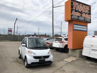 Used 2013 Smart fortwo **ONLY 47,000KMS**1.0L GAS ENGINE**GAS SAVER**CERT for sale in London, ON
