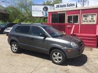 Used 2007 Hyundai Tucson GL w/Air Pkg for sale in Toronto, ON