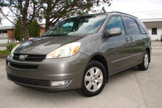 Used 2004 Toyota Sienna LE for sale in Mississauga, ON