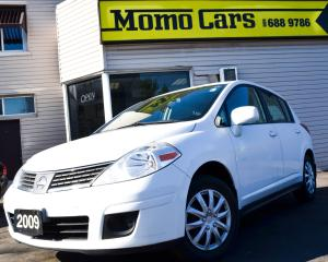 Used 2009 Nissan Versa 1.8 S for sale in St. Catharines, ON