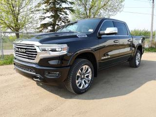 Used 2019 RAM 1500 Longhorn 4x4 Crew Cab for sale in Edmonton, AB