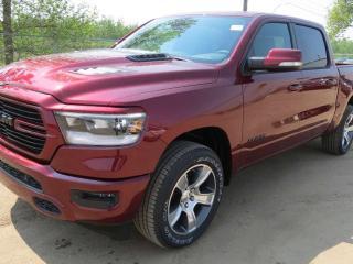 New 2019 RAM 1500 SPORT 4x4 CREW CAB for sale in Edmonton, AB