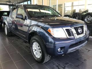 Used 2016 Nissan Frontier CREW CAB, HEATED SEATS, REAR VIEW CAMERA, SIRIUS XM for sale in Edmonton, AB