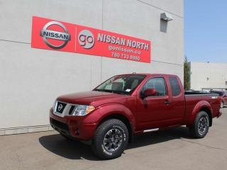 New 2019 Nissan Frontier Pro-4X for sale in Edmonton, AB