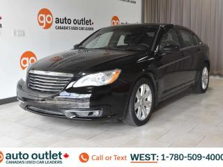 Used 2013 Chrysler 200 Touring, Fwd, 2.4L I4, Heated Cloth Seats, Satellite Radio for sale in Edmonton, AB