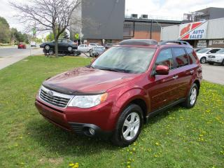 Used 2009 Subaru Forester X ~ w/Premium Pkg ~ MANUAL for sale in Toronto, ON