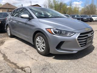 Used 2017 Hyundai Elantra GL for sale in Beeton, ON
