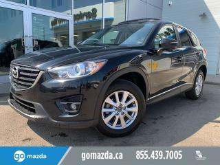 Used 2016 Mazda CX-5 TOUR for sale in Edmonton, AB