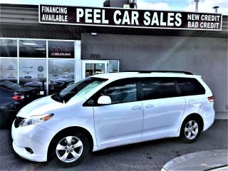 Used 2011 Toyota Sienna LE|8 PASSENGERS|POWER DOOR|BACK-UP CAMERA for sale in Mississauga, ON