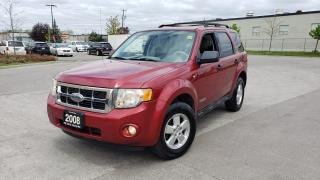 Used 2008 Ford Escape XLT,Auto,  4 door, 3/Y warranty available for sale in Toronto, ON
